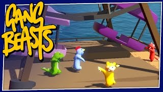 Gang Beasts - #162 - JUST DANCE!