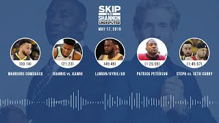 UNDISPUTED Audio Podcast (5.17.19) with Skip Bayless, Shannon Sharpe & Jenny Taft | UNDISPUTED