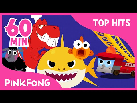 Xxx Mp4 Baby Shark And 50 Songs Compilation PINKFONG Songs For Children 3gp Sex