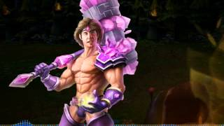 Remix Of Legends Champion Select