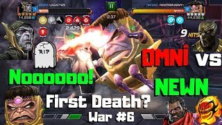 NOO MODOK!! ØMNÎ vs NEWN! S5#6! - Marvel Contest of Champions