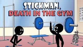 Stickman Death In The Gym