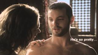 Loras and Renly's little secret (Game of Thrones)