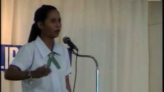 GJC - Buwan ng Wikang Pambasa 2009 (Ang kapangyarihan ng Wika, ang Wika ng Kapangyarihan)