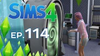 The Sims 4 - Il generatore di buchi neri - Ep.114 - [Gameplay ITA]