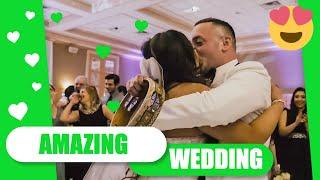 A wedding in Toronto with DJ Borhan