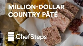 Million-Dollar Country Pâté: A Simple Recipe That Looks (and Tastes!) Like a Million Bucks