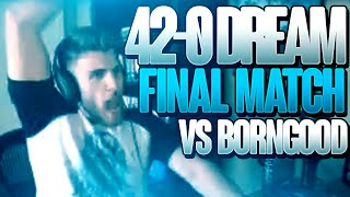 The Final Match of 42-0 with Ziqo (that Borngood snipe attempt though) & Bonus Video