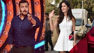 Katrina Kaif With Salman Khan On Big Boss 9 Finale | Bollywood News