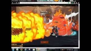 Ninja Online Indonesia Part 14 level 105 vs 94