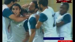 عمرو مرعي يسجل هدف إنبي الأول في مرمى الشرقية