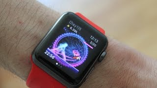 Square Enix Released An Apple Watch Game - Called Cosmos Rings