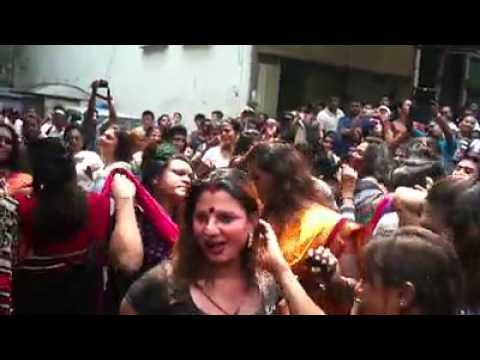 Tamil Girls dance at Asha paty funeral