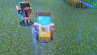 Minecraft gaya dance kentut si Feluron2 yang dance aku yang lihat feluronya gue marilynsharon