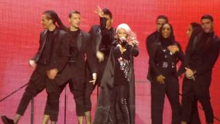 Christina Aguilera - Genie in a Bottle / Dirrty (07.12.2016, Kremlin Palace, Moscow, Russia)