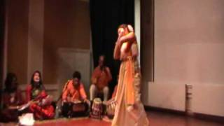 Sujoya Ray - Pujarini - Part 2.mpg