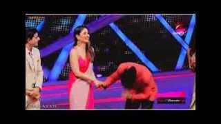 Karan Wahi & Kareena Kapoor - Saree Ke Fall Sa