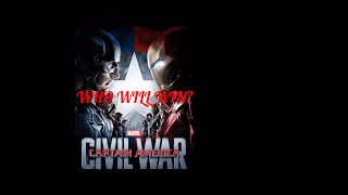 Going To See Captain America Civil War! And Chipotle