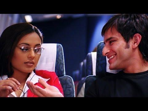 Scene: Hum Tum | First meeting very interesting | Saif Ali Khan | Rani Mukerji-hdvid.in