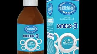 Ersağ omega 3 nedir /faydaları nelerdir/canan karatay