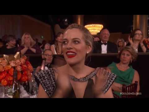 Meryl Streep Loses It At The Globes