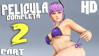 Dead or Alive 5 - Pelicula completa Full Movie // Part 2 (full-HD)
