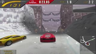 [NFS 2 SE] Ferrari F50 - Mystic Peaks - 3dfx HD
