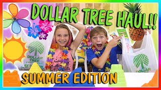 😍BEST DOLLAR TREE SUMMER FINDS😍| We Are The Davises