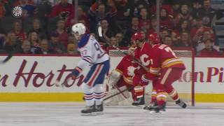 Flames learn the hard way, give McDavid too much room
