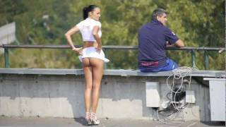Windy Skirt Sexy Thong Ass - Hungaroring