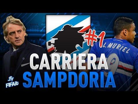 FIFA 17 - CARRIERA ALLENATORE #1 - IL RITORNO DEL MANCIO