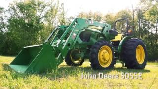 John Deere 5E Series vs. Kubota MX Video