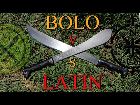 Xxx Mp4 Advantages Of A Bolo Vs Latin Style Machete Why I Only Use One Of Them 3gp Sex