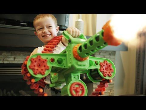 Nerf War Gun BABY 6
