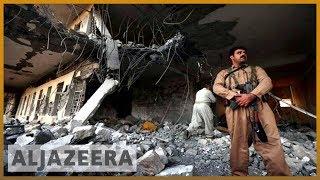 🇮🇷 🇮🇶 Iranian Guards claims missile attack on Kurdish rebels in Iraq | Al Jazeera English