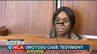 #TimothyOmotoso: Cheryl Zondi testifies