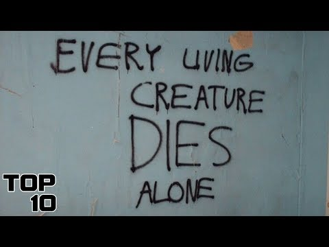 Top 10 Hidden Messages From Serial Killers
