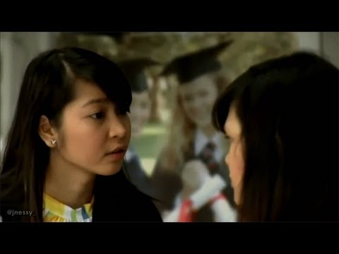 Jessica Veranda (Ve JKT48) cuts @ Rumah Tanpa Jendela (2011)