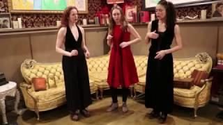 Gelsey Bell, Grace McLean, and Amber Gray Perform