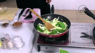 Resep Dan Tutorial Memasak Kwetiau Goreng Ala Chef dapurputih.com