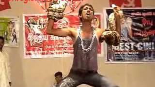 TAMIL STAGE RECORD DANCE, SNAKE DANCE AMBULI ABU