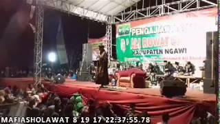 FULL Mafia Sholawat Ruwat Show Karanganyar Ngawi #2/2