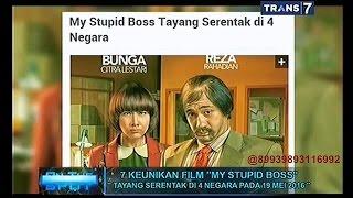 On The Spot - 7 Keunikan Film 'My Stupid Boss'
