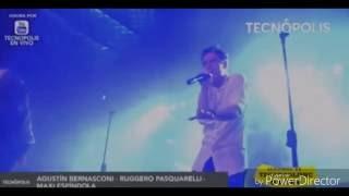 Agustín Bernasconi - Ruggero Pasquarelli - Maxi Espíndola | TOOTHBRUSH | En directo en TECNÓPOLIS