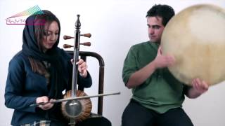 Kamancheh and Daf online lessons by Rhythmitica.com