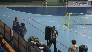 2018 IBSA Goalball European Championships B - Day 6