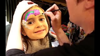 Surprise Cookie Decorating Nail Polish Face Painting-Num Noms Party!!