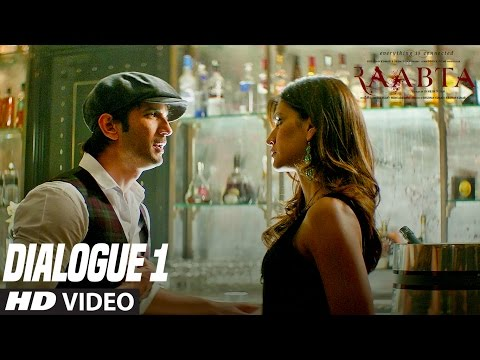 Raabta Dialogue Promo 1: Aache Ghar Ka Shareef Launda