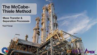 IEK213 McCabe Thiele Method