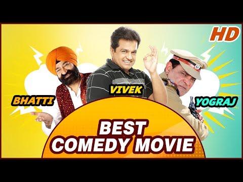 Best Comedy Movie (Full Movie) - Jaspal Bhatti, Yograj singh | Latest Punjabi Movie 2017